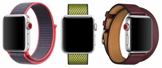 Новый ремешки для Apple Watch