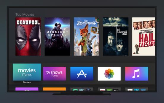 tvOS 11 – автоматическая смена тем оформления и резервное копирование приложений в iCloud