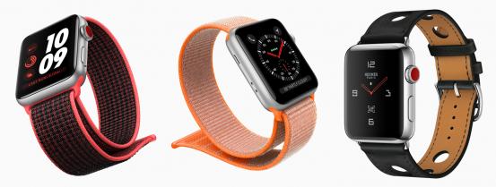 Apple выпустила watchOS 4.0.1 для решения проблем с LTE-подключением Apple Watch Series 3