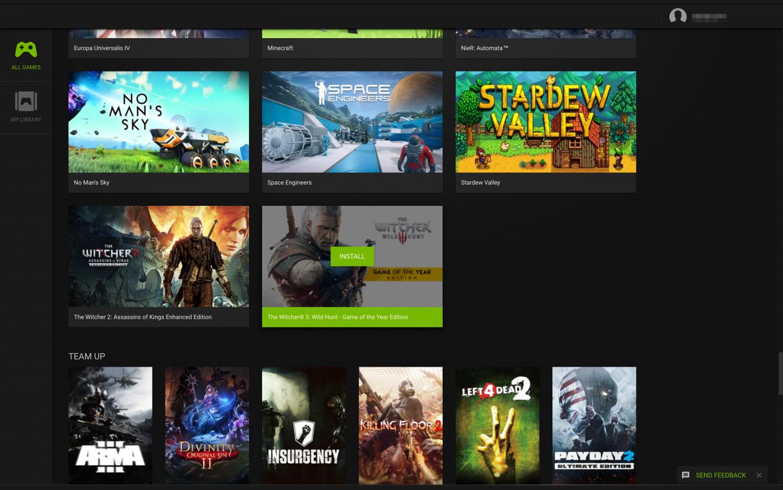 Играть через GeForce Now для Mac можно и в России – Проект
