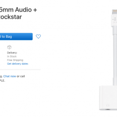 Belkin 3.5mm Audio + Charge Rockstar