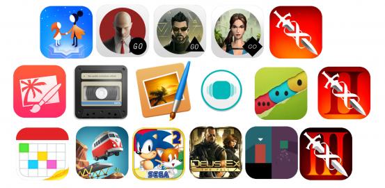 Скидки в App Store и Mac App Store: 23 ноября 2017