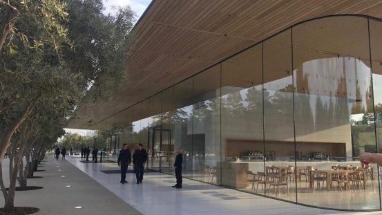 Apple Park начнёт принимать гостей 17 ноября