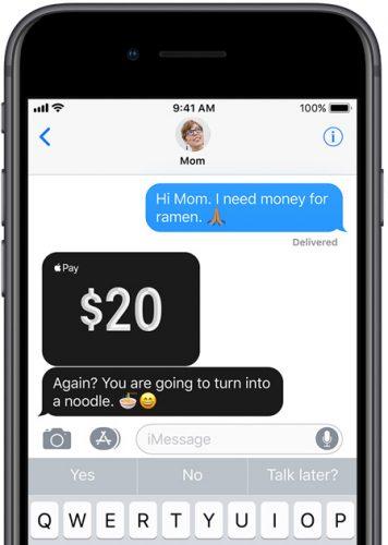 Apple выпустила вторую публичную бета-версию iOS 11.2 с Apple Pay Cash