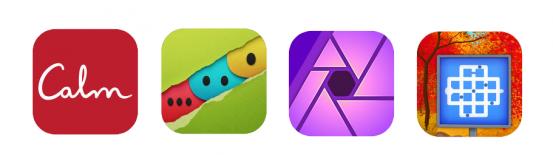 Apple выбрала лучшие приложения App Store 2017
