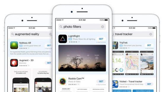 В App Store дебютировал новый формат рекламы