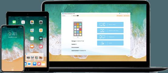 EaseUs MobiMover – быстрое резервное копирование и перемещение данных с iOS на ПК и обратно
