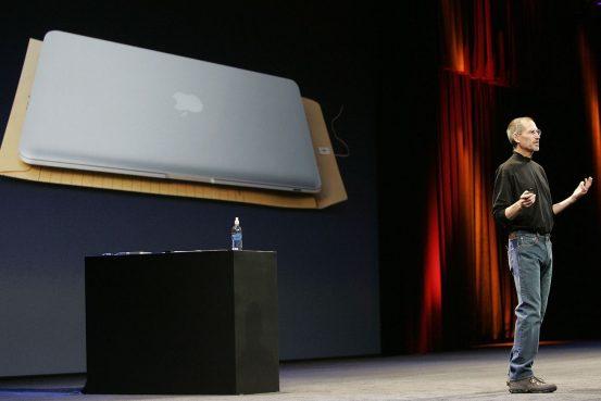 MacBook Air отмечает юбилей 10 лет!