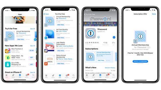 Встроенные покупки приложений в App Store теперь выглядят более наглядно и красиво