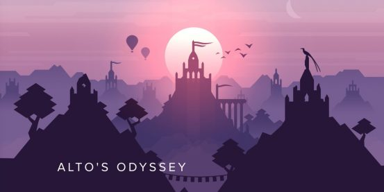 Alto's Odyssey для iOS и Apple TV выйдет 22 февраля