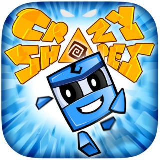 Crazy Shapes: Run Adventure – забавный раннер, который сложнее, чем кажется